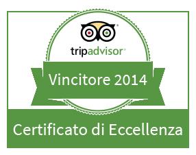 Vincitore 2014 Hotel Loreto