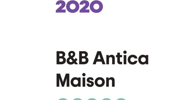 Certificato di Eccellenza 2020