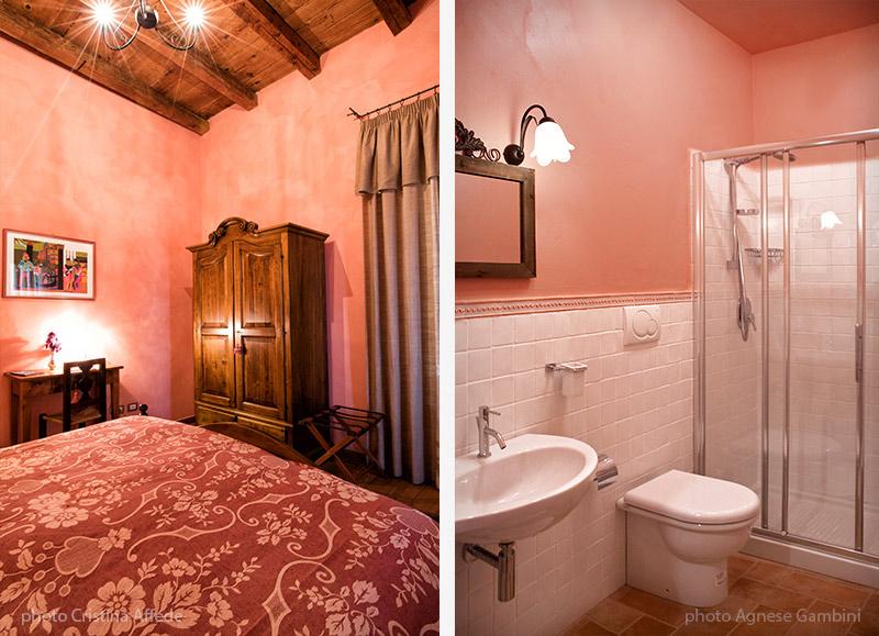 Le stanze antica maison for Stanze arredate